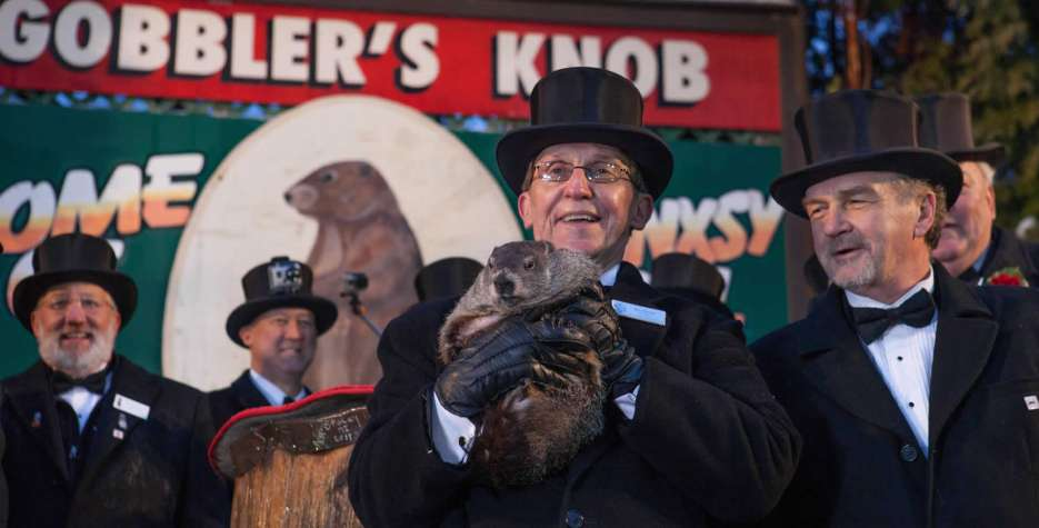 Groundhog Day in USA in 2021