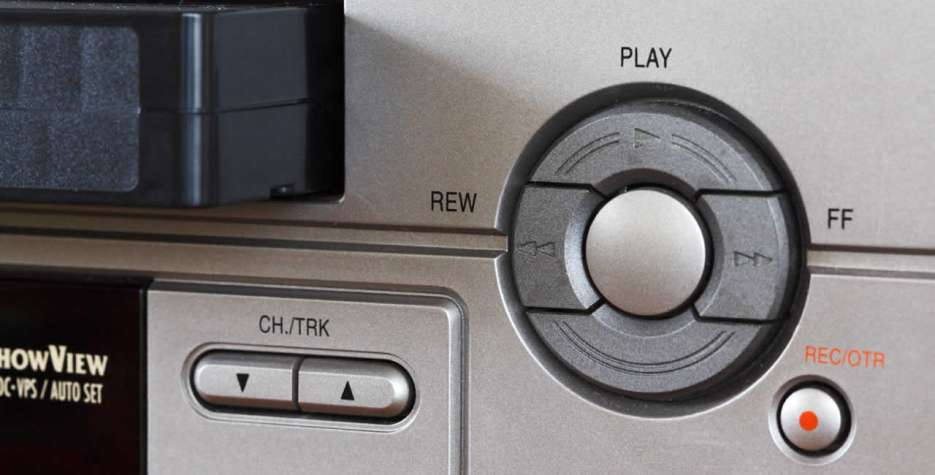 National VCR Day in USA in 2021