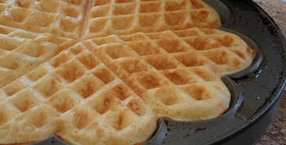 National Waffle Iron Day in USA in 2021