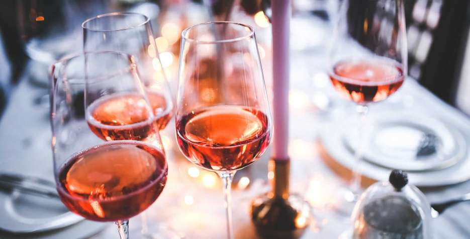National Rosé Day  in USA in 2021