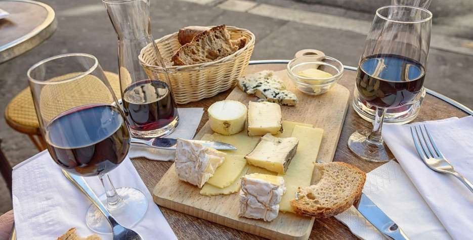 National Wine and Cheese Day in United Kingdom in 2021