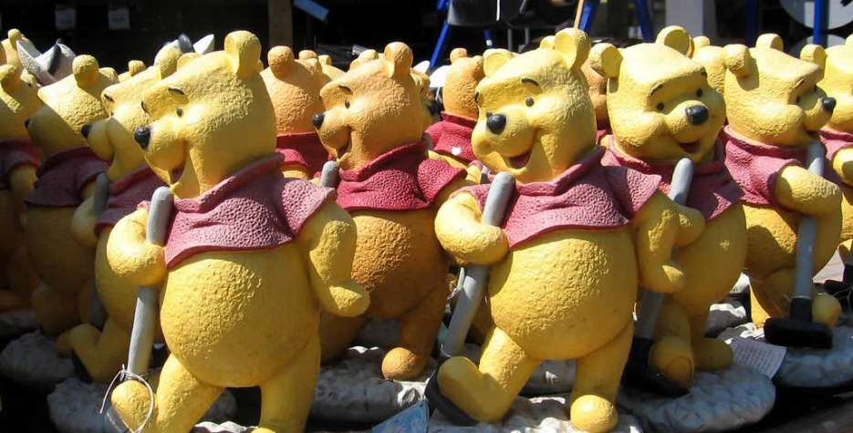 National Winnie The Pooh Day around the world in 2021