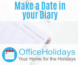 Visit Office Holidays